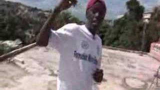 Recently Discovered Haitian Rapper