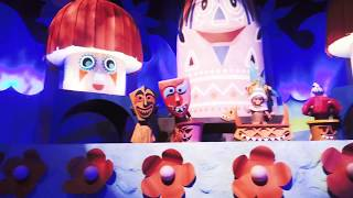 Many adventures of Winnie the pooh/It's a Small World/Frozen Epcot/Under the Sea Journey