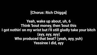 Rich Brian - Crisis ft.21Savage (lyrics)