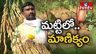 Framer Srinivas Success Story| Natural Farming | Nelatalli | hmtv