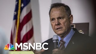 Conservatives Trying To Embarrass Media With False Roy Moore Claims | Velshi & Ruhle | MSNBC