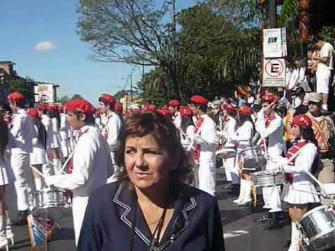Colegio Nacional E.M.D. DR. Fernando De La Mora Desfile 12.06.12.MOV