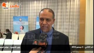 يقين | دكتور ياسر مصطفي : نعمل علي تدريب صغار الاطباء لمكافحة امراض الجهاز التنفسي