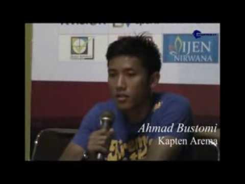 Kapten Arema Tegaskan Target Menang Lawan Hanoi