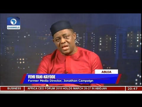 Deal With Data Firm To Manipulate 2015 Election Pt.2 |Politics Today|