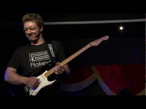 Boss GT100 Demonstration Featuring Roland Demonstrator Joshua Munday