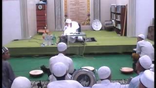 PENGAJIAN KITAB TAFSIR AL QUR'AN TAJUL MUSLIMIN SELASA 11 OCTOBER 2016