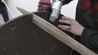 Bronze to the limit: Destructive testing of a Ewart Park sword