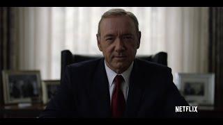 하우스 오브 카드 시즌 4 - 티저 예고편 - Frank Underwood - The Leader We Deserve (한글 자막)