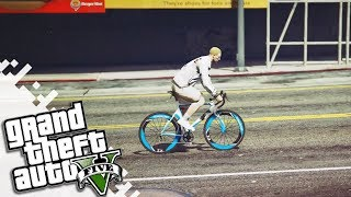 GTA V Racing With Friends! (Grand Theft Auto 5 Gameplay Video)