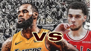 Los Angeles Lakers vs Chicago Bulls - FULL GAME | NBA 2K20