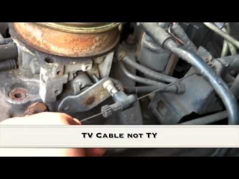 700r4 4l60e transmission wiring diagram 1993 chevy 1500 4x4 tv cable adjustment youtube  1993 chevy 1500 4x4 tv cable adjustment youtube