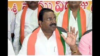 Will Somu Veerraju be AP BJP New President?