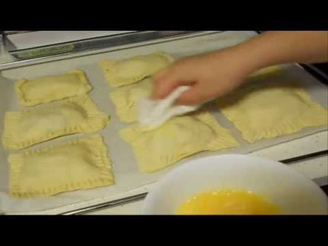Empanadas de Hojaldre rellenas de carne