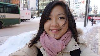 Helen's Trip to Japan