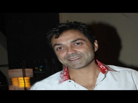 My Mother Said That I Am A Bad Influence On Abhay - Bobby Deol