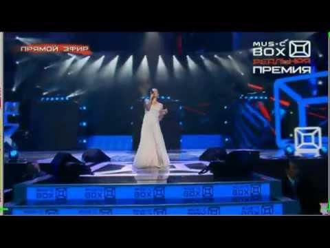 Наргиз Закирова. Реальная премия Music Box 2014. Я не твоя война.