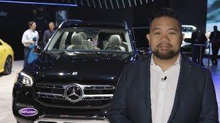 2020 Mercedes-Benz GLS: First Impressions — Cars.com
