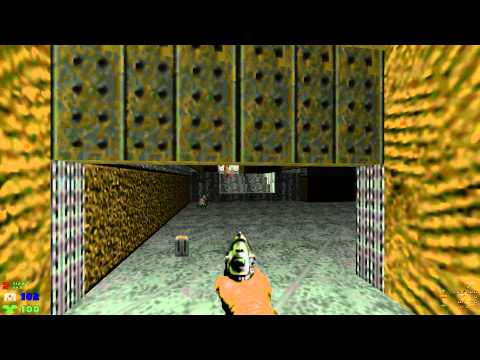 Doom2 The Way Id Did - d2twid.wad - MAP01 Loading Bay - Ultra...