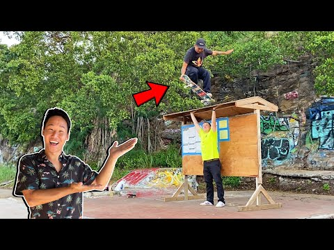 SKATING A FAMOUS HAWAII SPOT BEFORE IT GETS DESTROYED