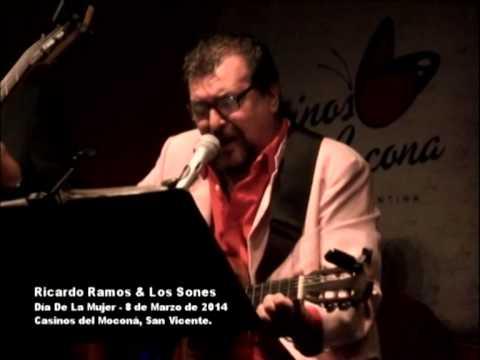 Marco A. Solis y Pasion Vega - Como tu mujer (cover por Ricardo Ramos y Los Sone