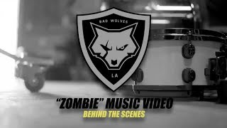 Download Lagu Bad Wolves - Behind The Scenes of filming 'Zombie' Gratis STAFABAND