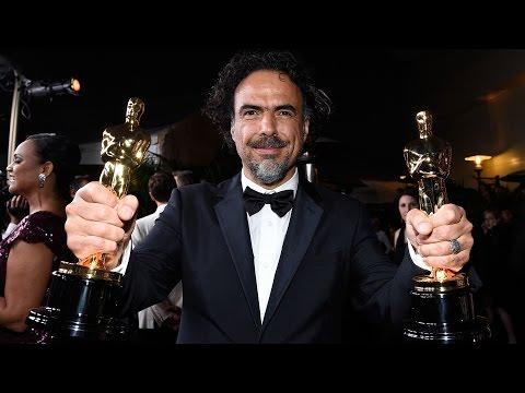 'Birdman' del mexicano González Iñárritu gana 4 estatuillas en los Oscar 2015
