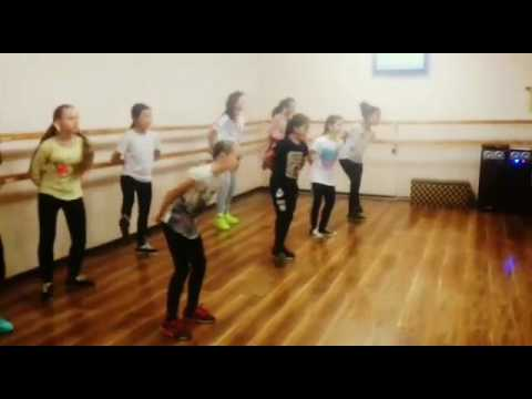 Уроки танцев. Бишкек.  Эклектика.