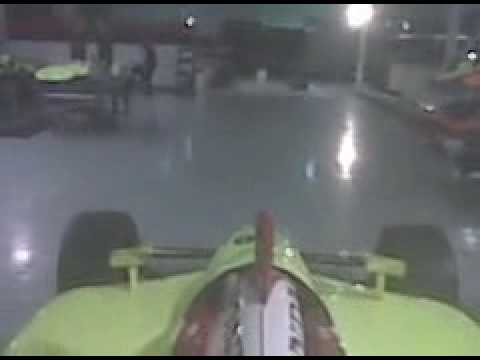 Vision Racing Pitstop practice: Simulating an onboard camera with a camera phone