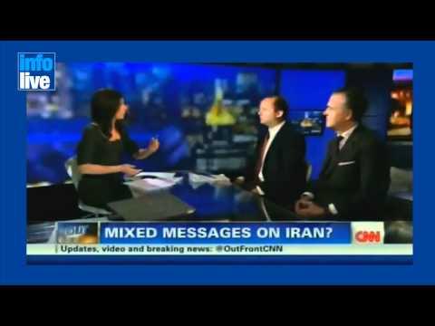 Israeli/Iraninan debate on CNN