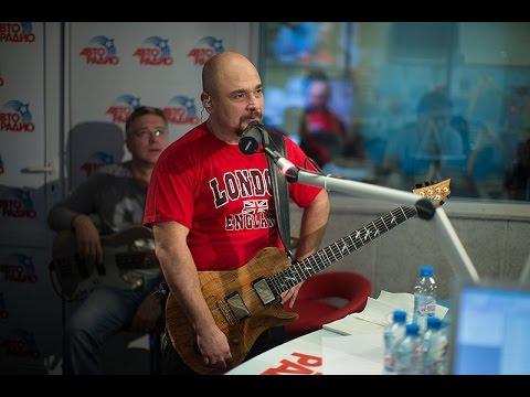 Сергей Трофимов – Московская песня (#LIVE Авторадио)