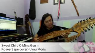 Download Lagu Sweet Child O Mine:Gun n Roses - Uyau Moris Gratis STAFABAND