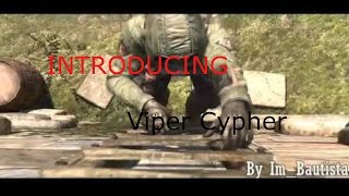 Introducing: Viper Cypher by Viper Bautista