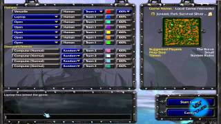[How To] Play Warcraft 3 Frozen Throne LAN Online (Tunngle Optional)