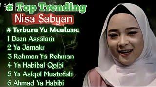 Lagi Viral Nisa Sabyan Ya Maulana Deen Assalam Ya Jamalu Rohman Ya Rohman Ya Habibal