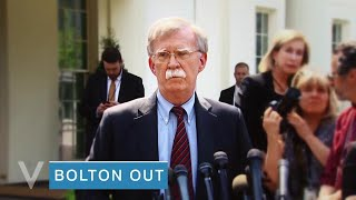 Trump and John Bolton Differ on Departure, Part 1 | The View