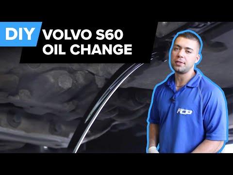Volvo Oil Change (S60 Oil. Filter & Drain Plug) FCP Euro