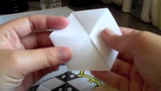 How to Make Tri-Hexaflexagon (with Audio)
