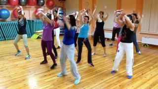 "Zumba® Fitness ""I LIKE IT"", Electropop 