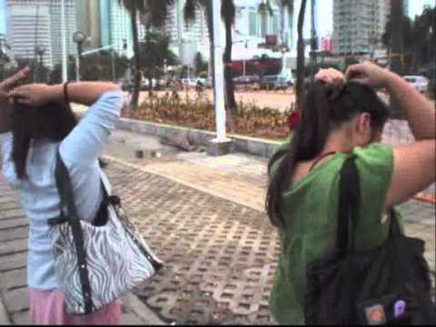 Baywalk Sisters on Hidden Camera HAHA!