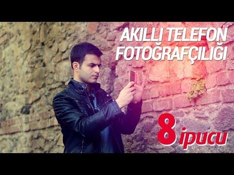 Cep Telefonu Fotoğrafçılığı İçin 8 İpucu