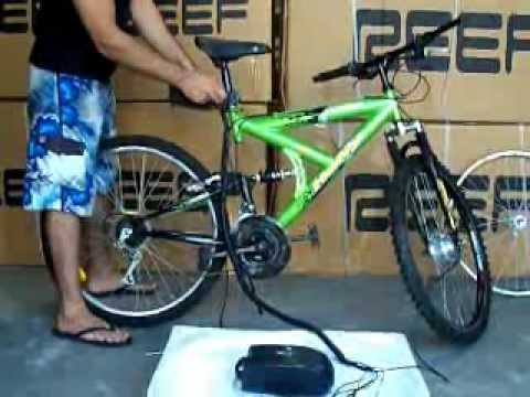 Electric Bike Conversion Kit - DIY Assembly [Super Easy] Bicycle Conversion