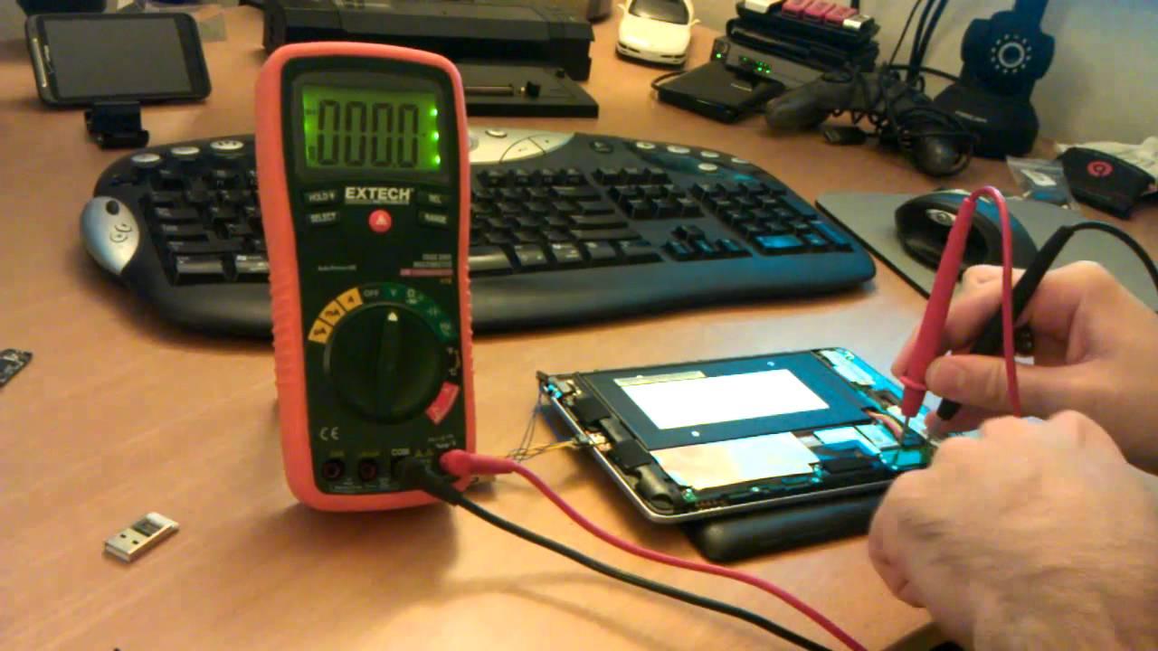 Nexus Plug Wiring Diagram : Nexus tablet usb otg voltage pinout points youtube