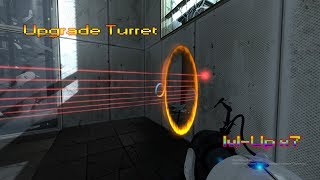 Portal 2 🎮🕳️🌌 Глава 3 Возвращение