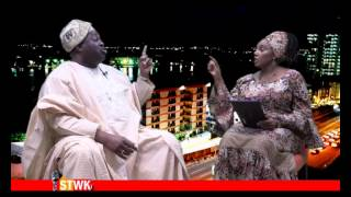 At Ovation, we REPORT and do not PROMOTE lifestyles - Dele Momodu on Straight Talk with Kadaria 53c