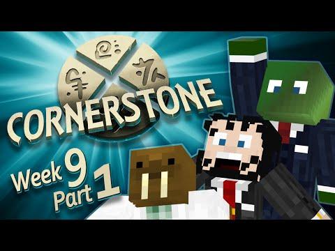 Minecraft Cornerstone - Dungeon Disaster (Week 9 Part 1)