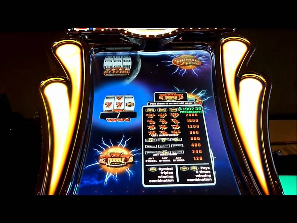 play fireball slot machine