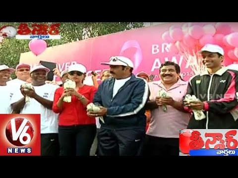 Savitri Funny Conversation with Balakrishna on AP Special Status - Teenmaar News