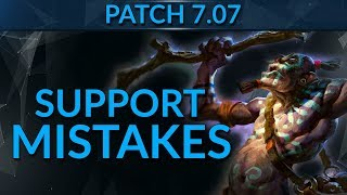 Support Mistakes that HARM Your Carry   Dota 2 Guide
