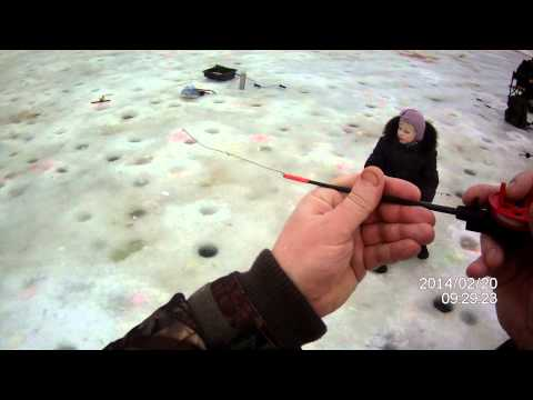 как ловить форель на нимфу